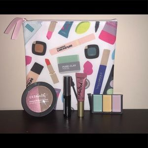 New: Variety Cosmetic Bundle with New L'oreal Bag